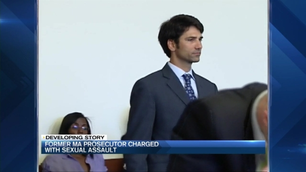 [NECN] Ex-Prosecutor Faces New Rape Charges