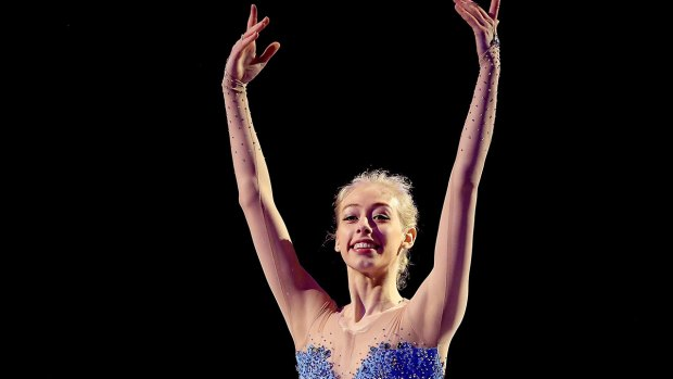 Bradie Tennell Can 'Turn Off the Emotion': Tara and Johnny