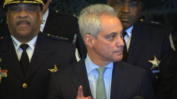 [CHI] Visibly Angry Mayor Calls Smollett News a 'Whitewash of Justice'