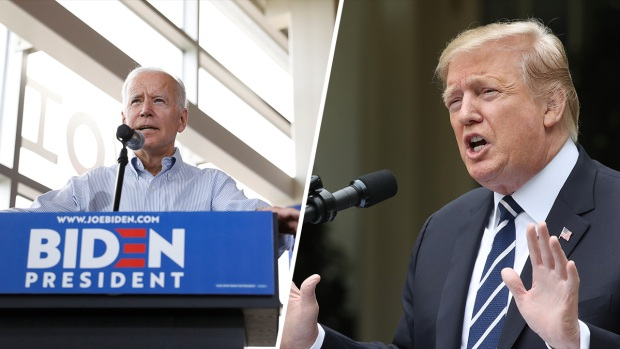 [NATL] Biden, Trump Hold Dueling Events in Iowa