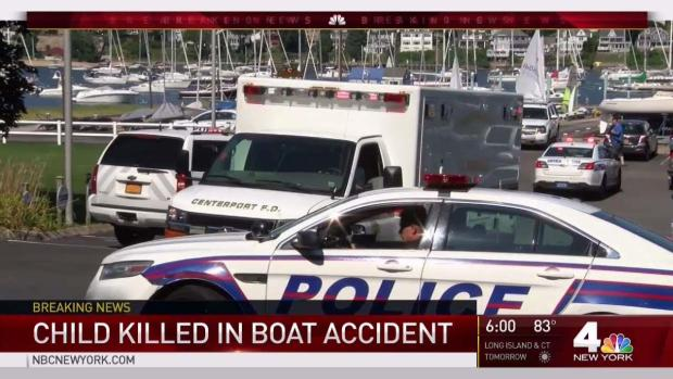 [NY] Boy Killed in Long Island Boating Accident