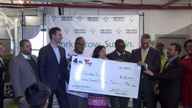 Bronx 'Hope Program' Wins 'Project Innovation' Grant