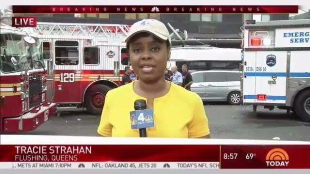 3 Dead After Buses Collide in Queens