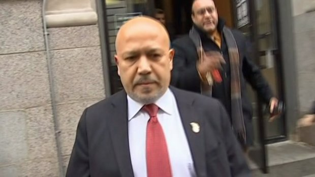 [NY] Paterson Mayor Joey Torres, City Workers Hit With Corruption Charges