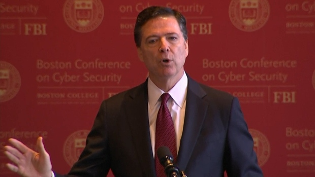 [NATL] Comey: 'No Such Thing as Absolute Privacy in America'