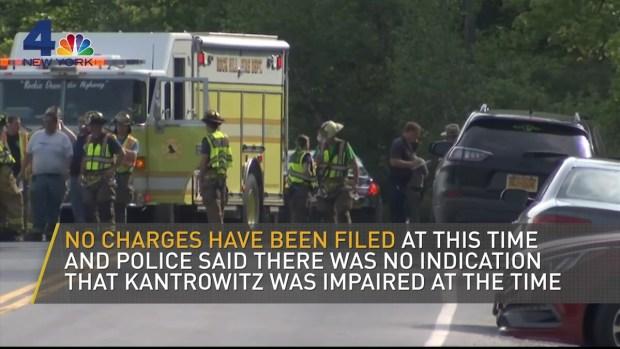 [NY] Retired Judge Kills 2 Boys Walking on NY Road, Police Say