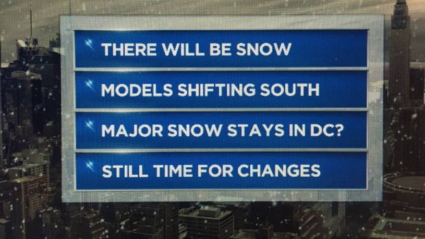 [NY] Snow Threat Looms Amid Tri-State's Arctic Snap