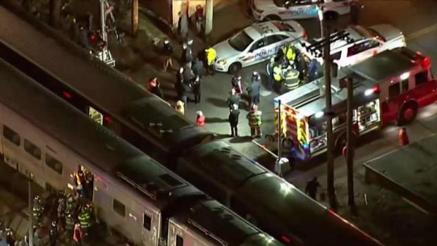[NY] Car in LIRR Strike May Have Been Fleeing Accident