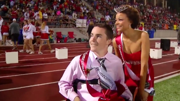 [DGO] Recovering Teens Beat Odds, Win Homecoming Court