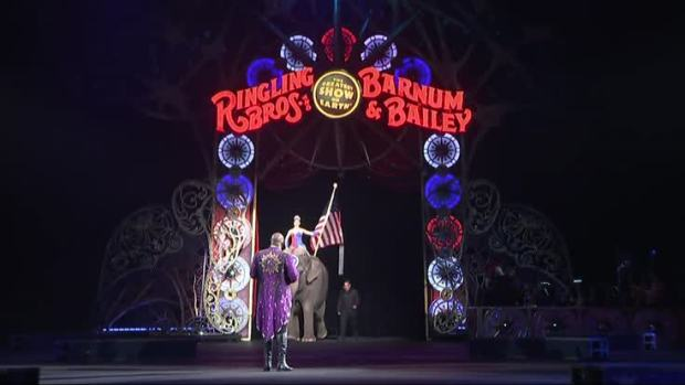 "[NATL] ""Greatest Show on Earth"" To End"