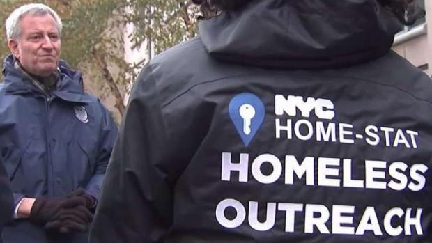 [NY] City Introduces New Homeless Outreach Initiative