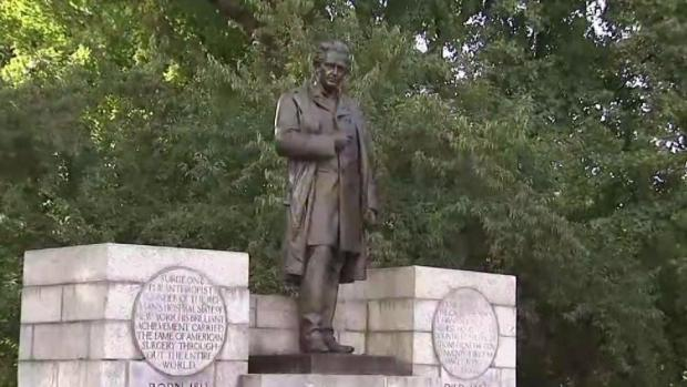 [NY] Controversial Statue to Be Removed From Park