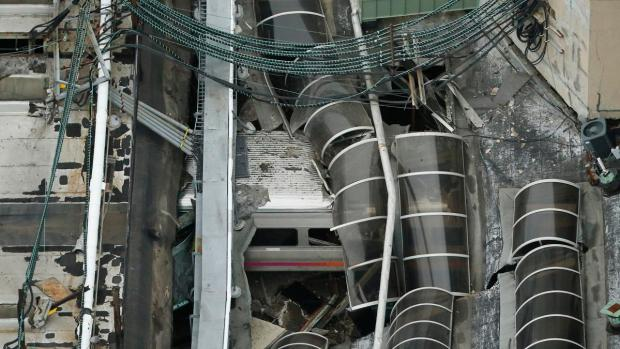 [NY] Train Moving Twice The Limit Before Hoboken Crash