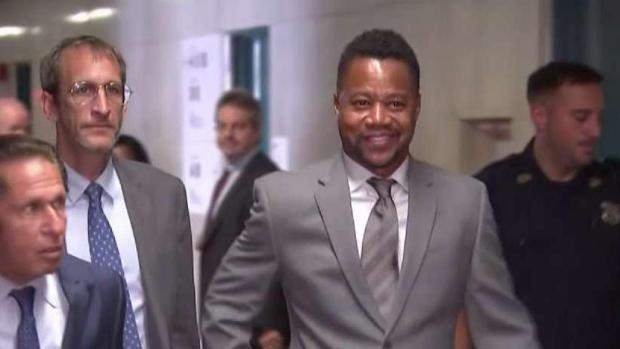 [NY] Cuba Gooding Jr. Denies New Allegations and Charges