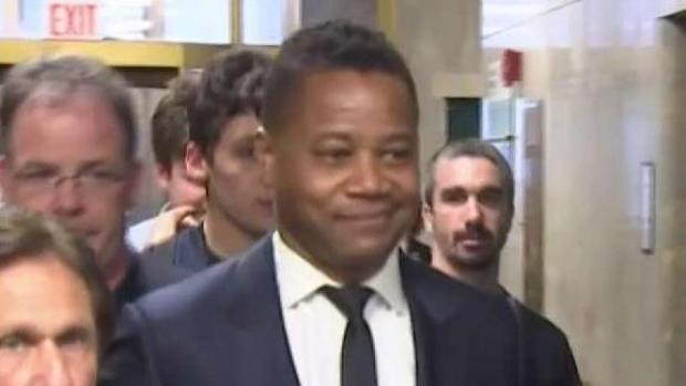 [NY] Cuba Gooding Jr. Pleads Not Guilty to Forcible Touching