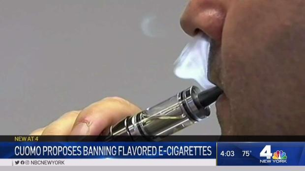 [NY] Cuomo Proposes Banning Flavored E-Cigarettes