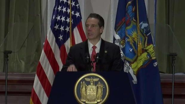 [NY] Cuomo Pushes to Legalize Recreational Marijuana in NY
