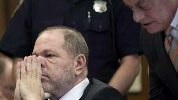 [NY] DA Drops Part of Harvey Weinstein Case