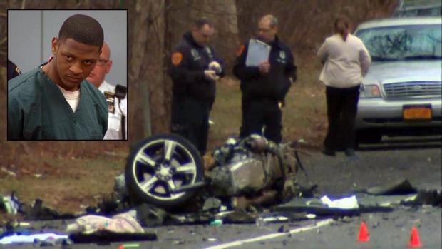 [NY] DA Says Driver in Fatal Crash Was Going 154 MPH