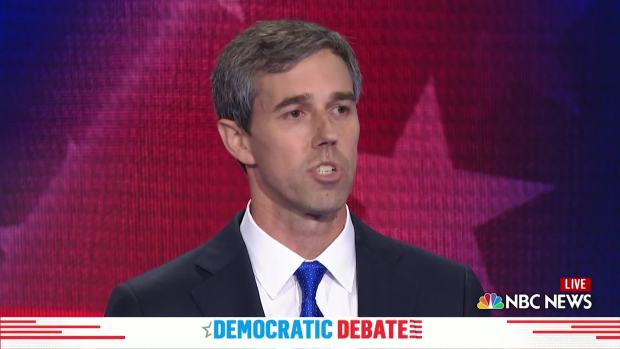 Beto O'Rourke Answers Questions in English and Spanish