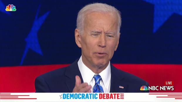 [NATL] Joe Biden: 'I Was Responsible for Getting 150,000 Combat Troops Out of Iraq'
