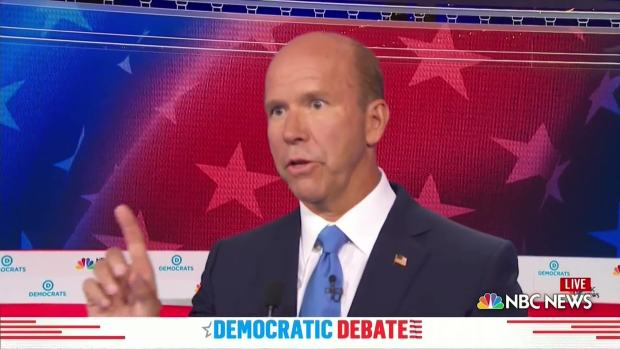 [NATL] What's the Biggest Geo-Political Threat to the US? Democratic Candidates Answer