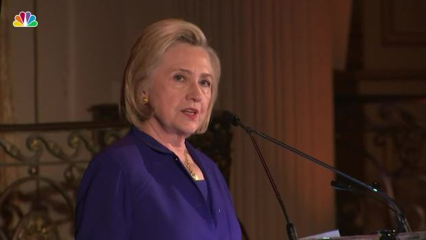 Hillary Clinton on Family Separations: 'I Warned About This During the Debates'