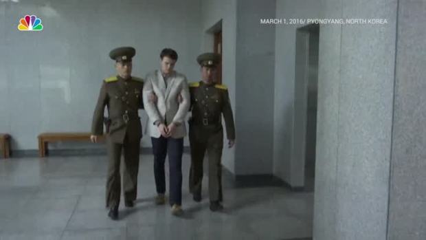 cause of otto warmbier 39 s death after north korea detention. Black Bedroom Furniture Sets. Home Design Ideas