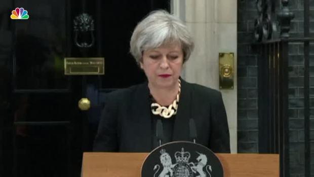 [NATL] British Prime Minister Responds to London Terror Attacks