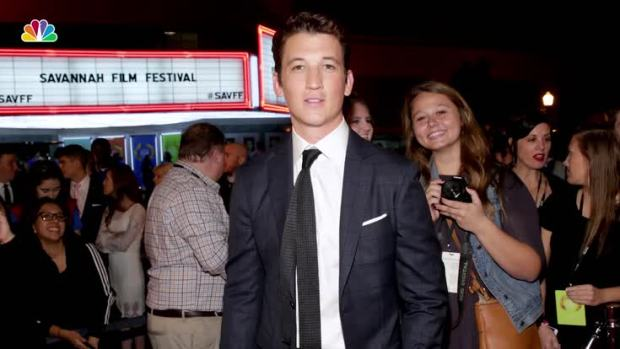 [NATL] Actor Miles Teller Arrested for Public Intoxication