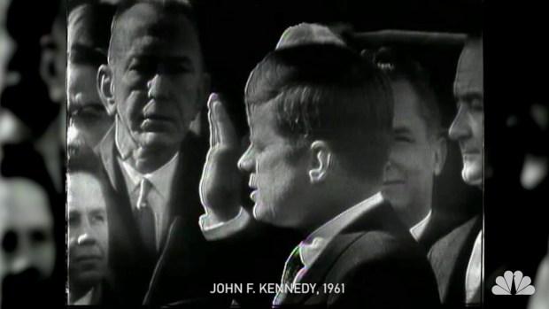 [NATL] Presidential Oath of Office Mashup