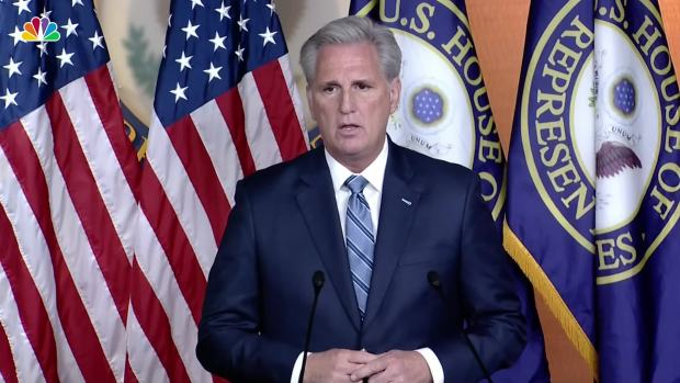 [NATL] McCarthy: Impeachment 'Affects Every American'