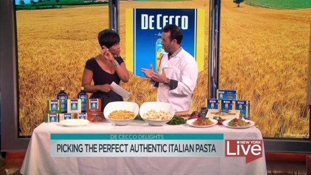 Discover De Cecco's Deliciously Authentic Pasta