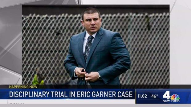 [NY] Disciplinary Trial Begins for Cop in Eric Garner Case