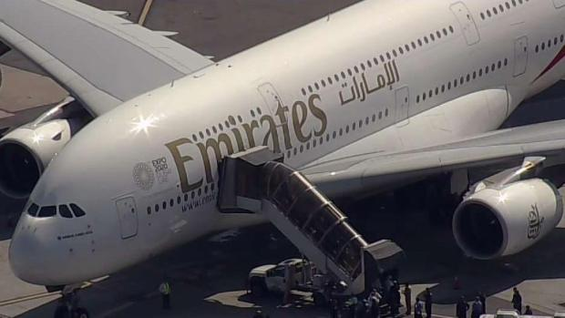 Dozens of Emirates Passengers Sickened in Flight