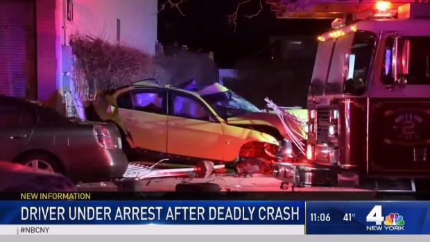 Heated Argument Ends With At Least 1 Dead in Mangled Car