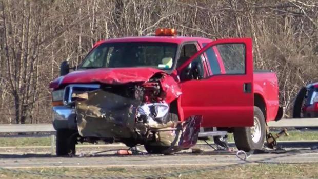 [NY] Drunk Driver Sparks Deadly Multi-Car LIE Crash: Police