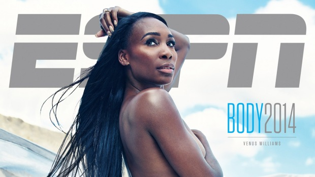 [NATL] Beauty and Strength: ESPN's The Body Issue