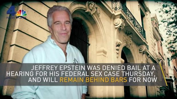 [NY] No Bail for NYC Financier Jeff Epstein in Federal Sex Case