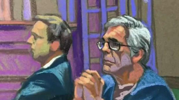 [NY] Epstein Handed Lawsuit From Victim a Day Before Injury