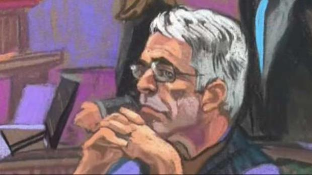 [NY] Epstein Shows No Signs of Injury After Jail Incident
