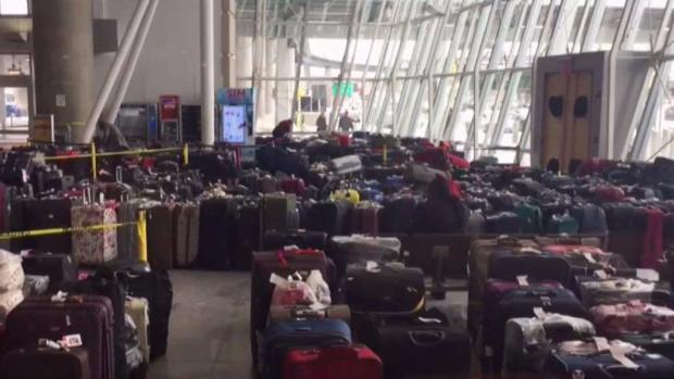 The Newest: Baggage limbo: Baggage nonetheless lacking after JFK woes