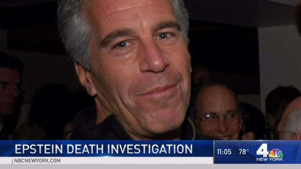 [NY] FBI and DOJ Investigate Death of Financier Jeffrey Epstein