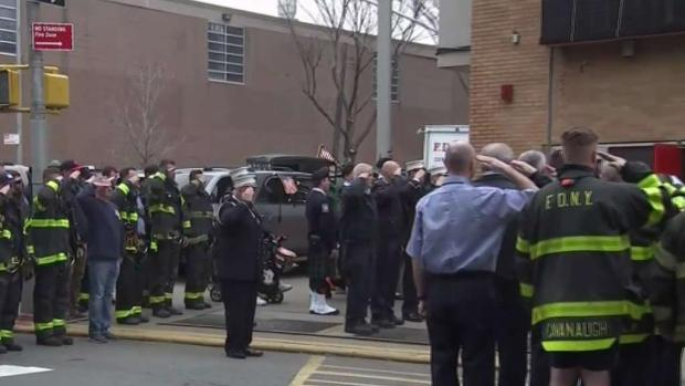 [NY] FDNY Firefighter Killed in Afghanistan