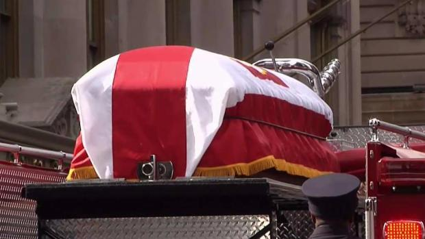 [NY] FDNY Mourns Fallen Firefighter