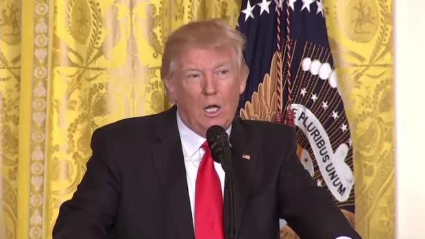 [NATL] Trump: Flynn 'Was Just Doing His Job'