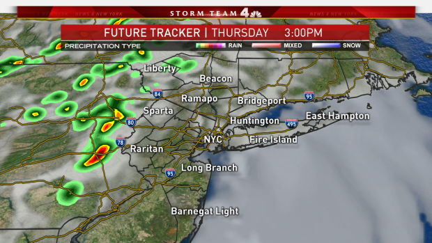 Hour-by-Hour: Timing for Tonight's Severe Weather