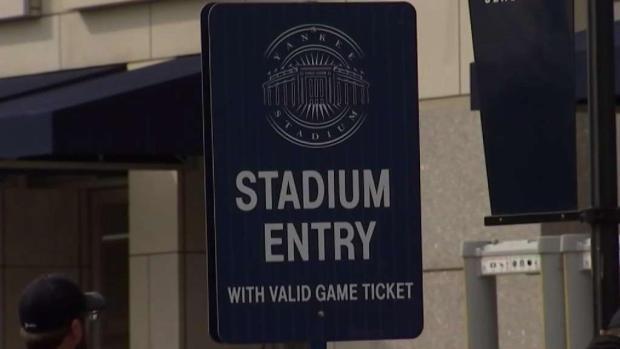 [NY] Familiar Song Silenced at Yankee Stadium