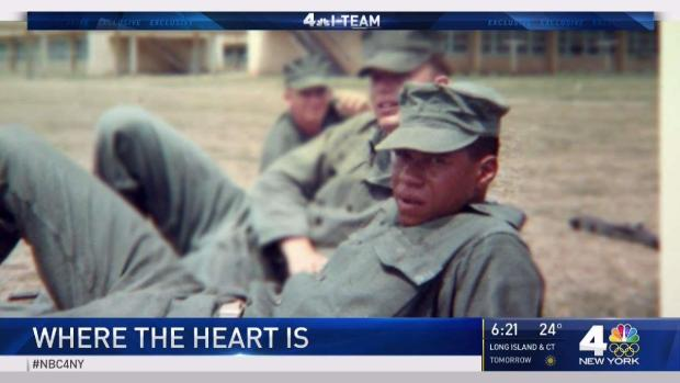 [NY] Family Fights for Purple Heart Medal for Fallen Marine