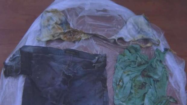 [NY] Family Finds Woman's Cut-Up Clothes in Woods Near Home